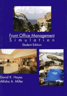 Front Office Management Simulation-CD (Software)