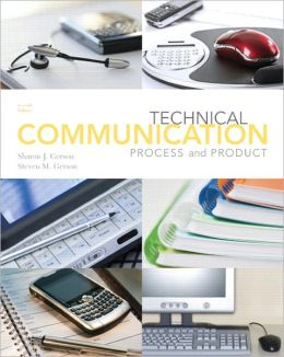Technical Communication: Process and Product