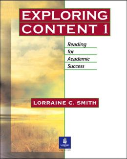 Exploring Content: Reading for Academic Success