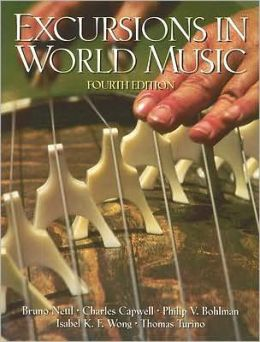 Excursions in World Music / Text Only