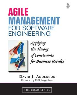 Agile Management for Software Engineering (The Coad Series)
