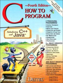 C How to Program (How to Program Series)