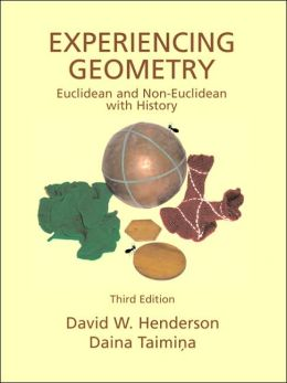 Experiencing Geometry : Euclidean and non-Euclidean with History