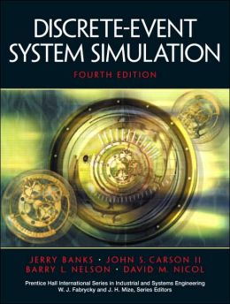 Discrete-Event System Simulation (International Series in Industrial and Systems Engineering)