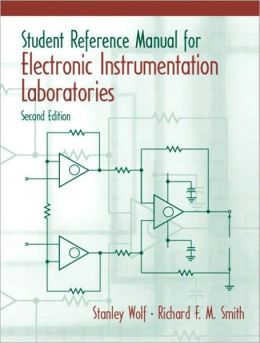 Electronic Instrumentation Laboratories Reference Manual (with CD)