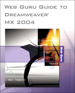 Dreamweaver MX Design