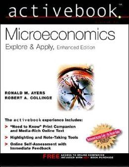 Microeconomics: Explore and Apply Enhanced Edition Activebook