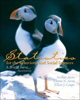 Statistics for the Behavioral and Social Sciences -Text Only