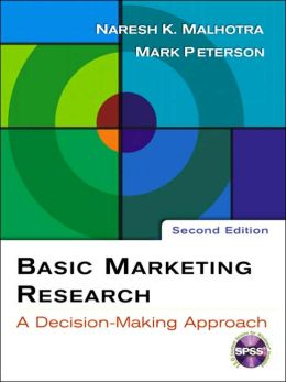 Basic Marketing Research with SPSS 13.0 Student CD