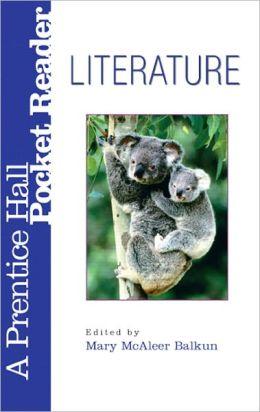 Literature: A Prentice Hall Pocket Reader