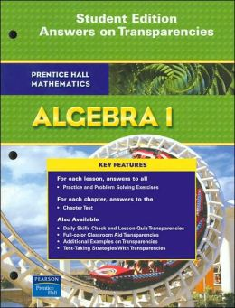 Prentice Hall Algebra 2: Online Textbook Help Course - Online Video ...