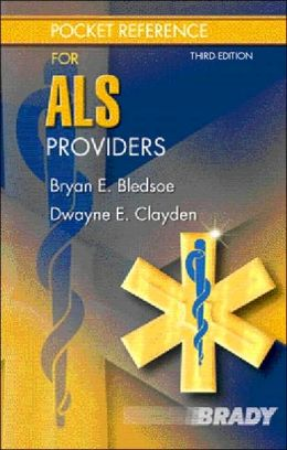 Pocket Reference for ALS Providers