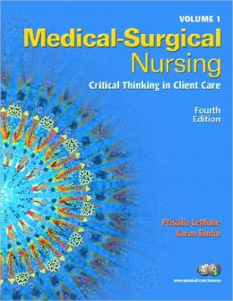 Medical-Surgical Nursing, Volume 1 - With CD