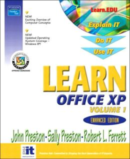 Learn Office XP Volume 1 - Enhanced Edition