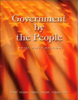Government by People : Brief - With CD