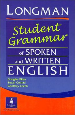 Longman Student Grammar of Spoken and Written English (with workbook)