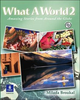 What a World 2, Student Book and Audio CD