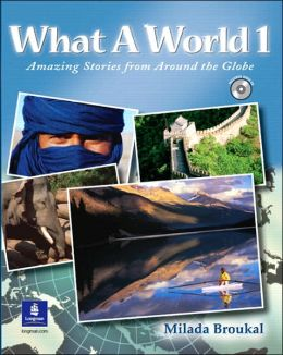 What a World 1, Student Book and Audio CD