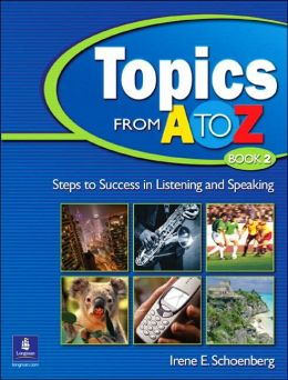 Speaking from a to Z