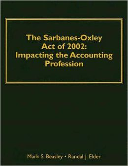 The Sarbanes-Oxley Act Of 2002: Impacting the Accounting Profession