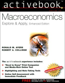 Macroeconomics: Explore and Apply, Activebook Version 2.0 with OneKey Student Access Kit