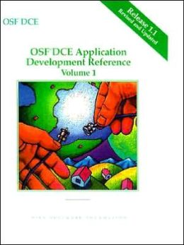 OSF DCE Application Development Reference Release 1.1