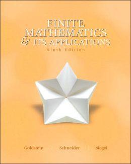 Finite Math & Its Application