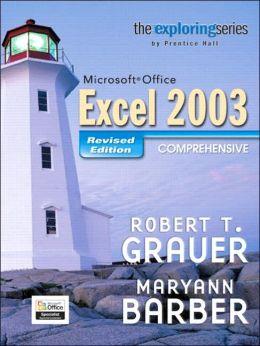 Exploring MS Office Excel 2003 Comprehensive