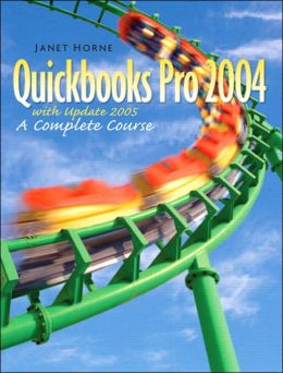 QuickBooks Pro 2004 with Update '05