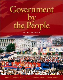 Government by the People Texas Version