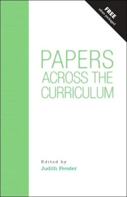 Papers Across the Curriculum