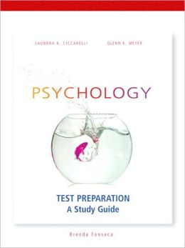 Study Guide for Psychology (All Editions)