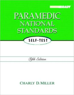 Paramedic National Standards Self-Test