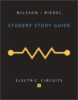 Student Study Guide for Electric Circuits