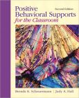 Book Cover Image. Title: Positive Behavioral Supports for the Classroom, Author: Brenda K. Scheuermann