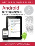 Book Cover Image. Title: Android for Programmers:  An App-Driven Approach, Author: Paul J. Deitel