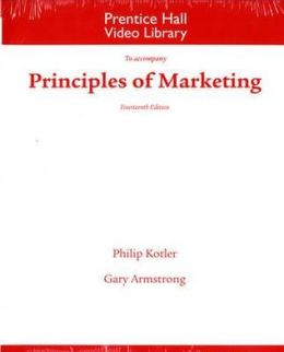 DVD for Principles of Marketing