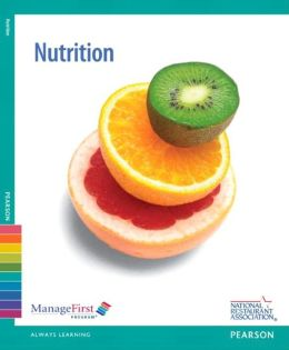 ManageFirst: Nutrition with Answer Sheet