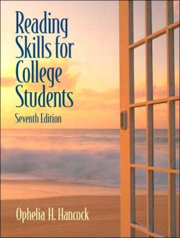 Reading Skills For College Students