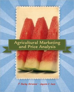 Agricultural Marketing & Price Analysis