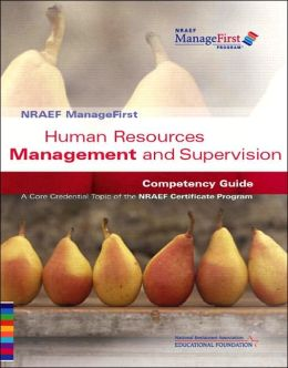 Human Resources Management and Supervision