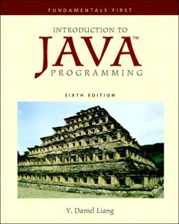 Introduction to Java Programming: Fundamentals First (Core Version)