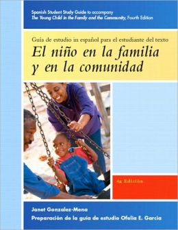 The Spanish Study Guide for Young Child in the Family and the Community
