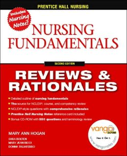 Prentice Hall Reviews & Rationales: Nursing Fundamentals