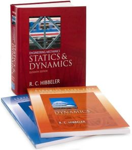 Engineering Mechanics Statics & Dynamics with Dynamics Study Pack with Student Access Card and Statics Study Pack with Student Access Card, Eleventh Edition
