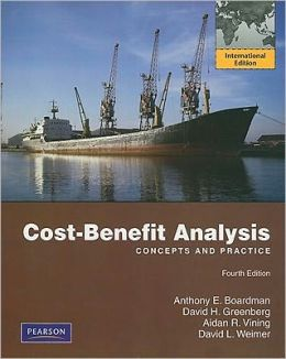 Cost-Benefit Analysis, International Edition: Concepts and Practice