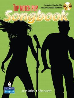 Top Notch Pop Songbook (with Audio CDs and CD-ROM)