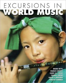 Excursions in World Music - With 3 CD's
