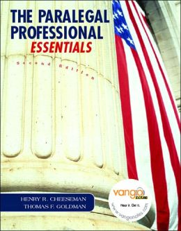 Paralegal Professional: Essentials