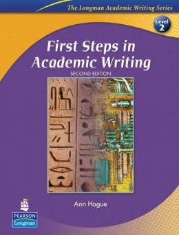 حل كتاب longman academic writing series